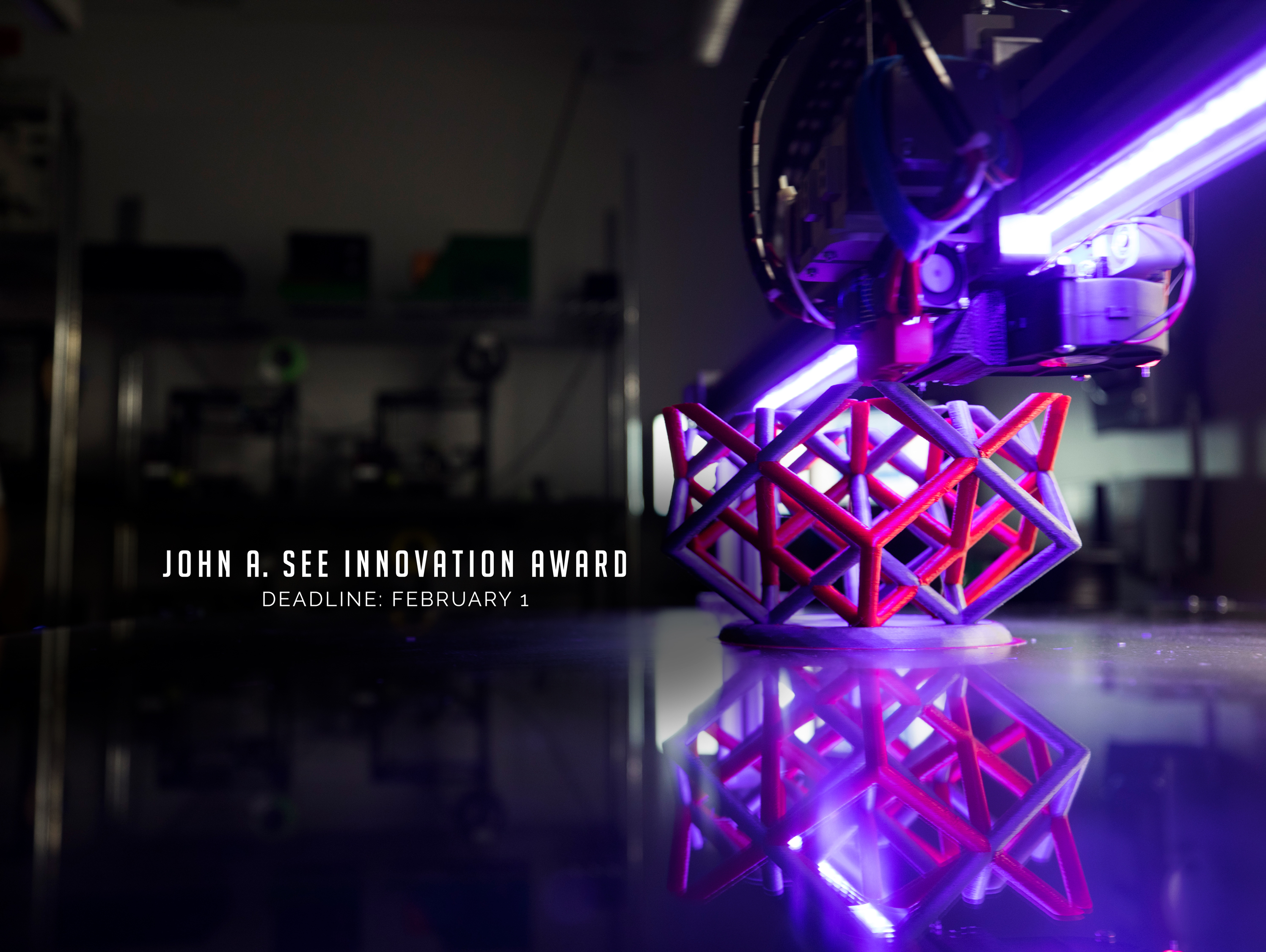 John See Innovation Award
