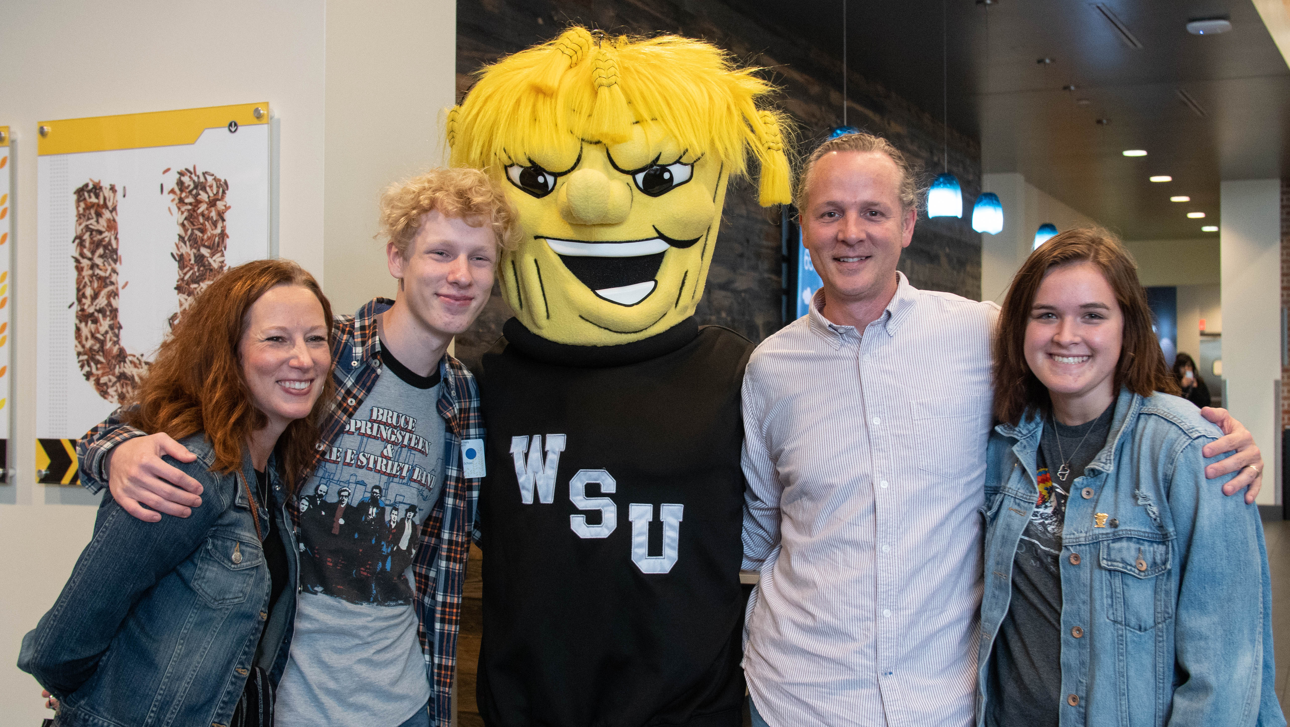 A Shocker family with Wu