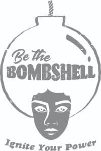 Be the Bombshell Logo