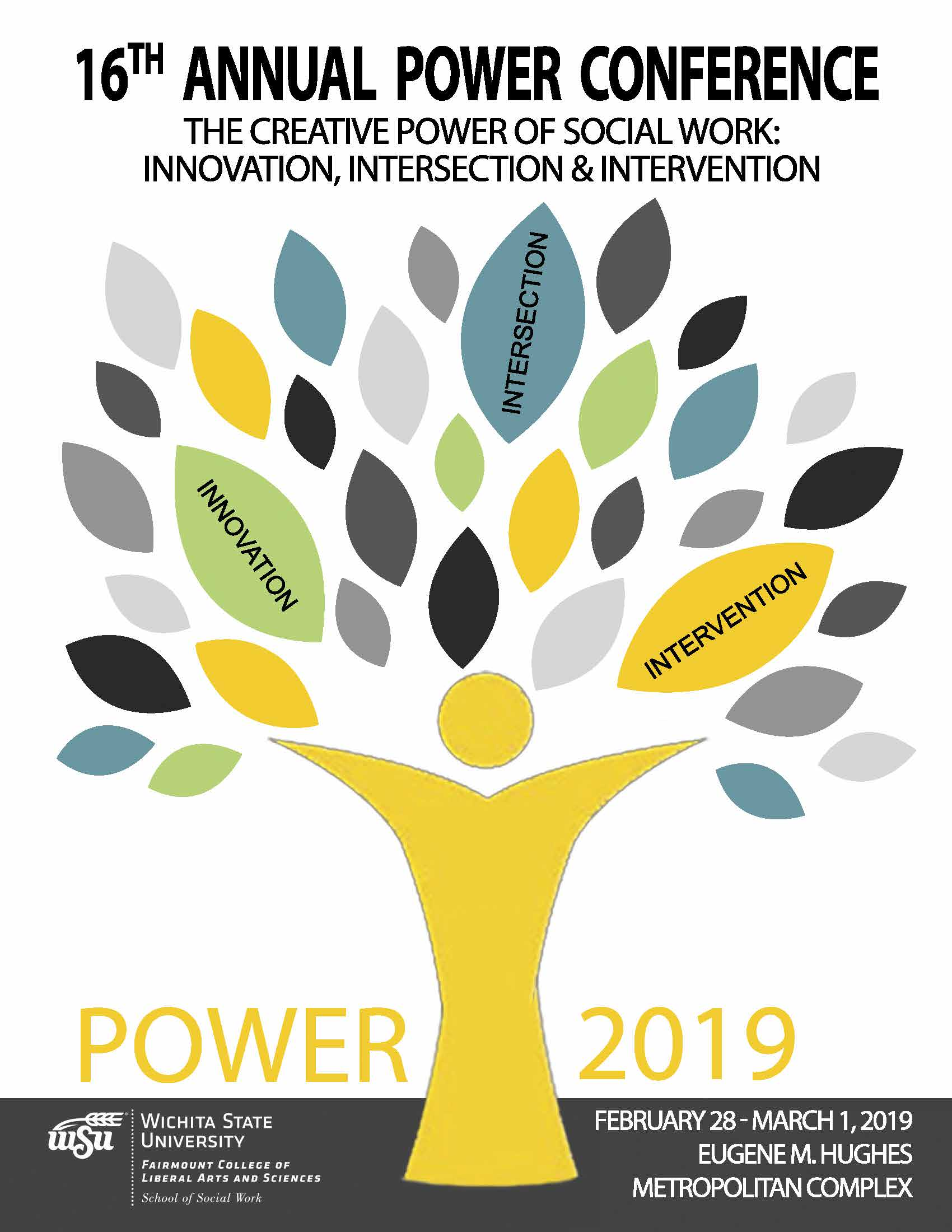 2019 POWER conference cover
