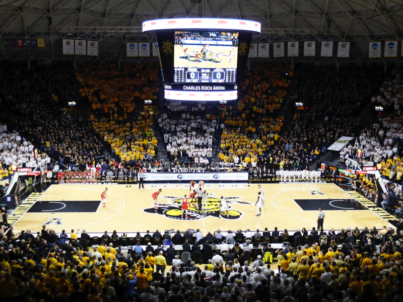 Koch Arena Crowd
