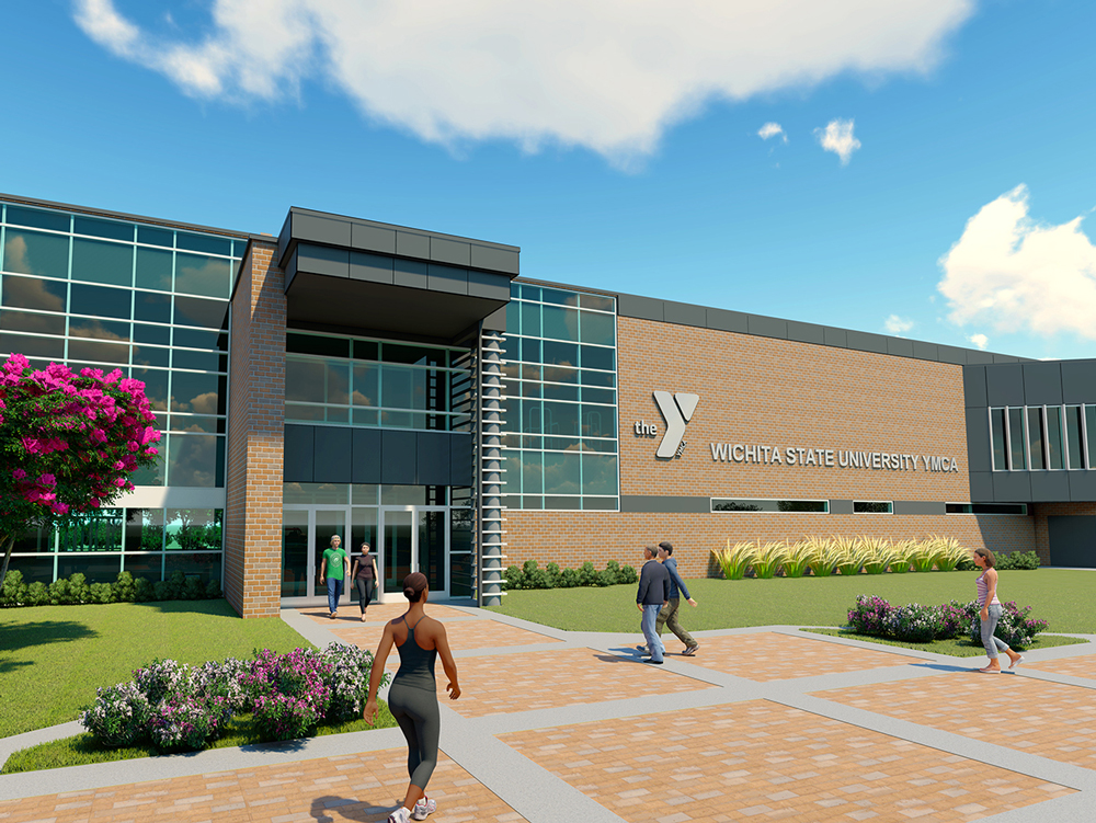 Student Wellness Center and YMCA