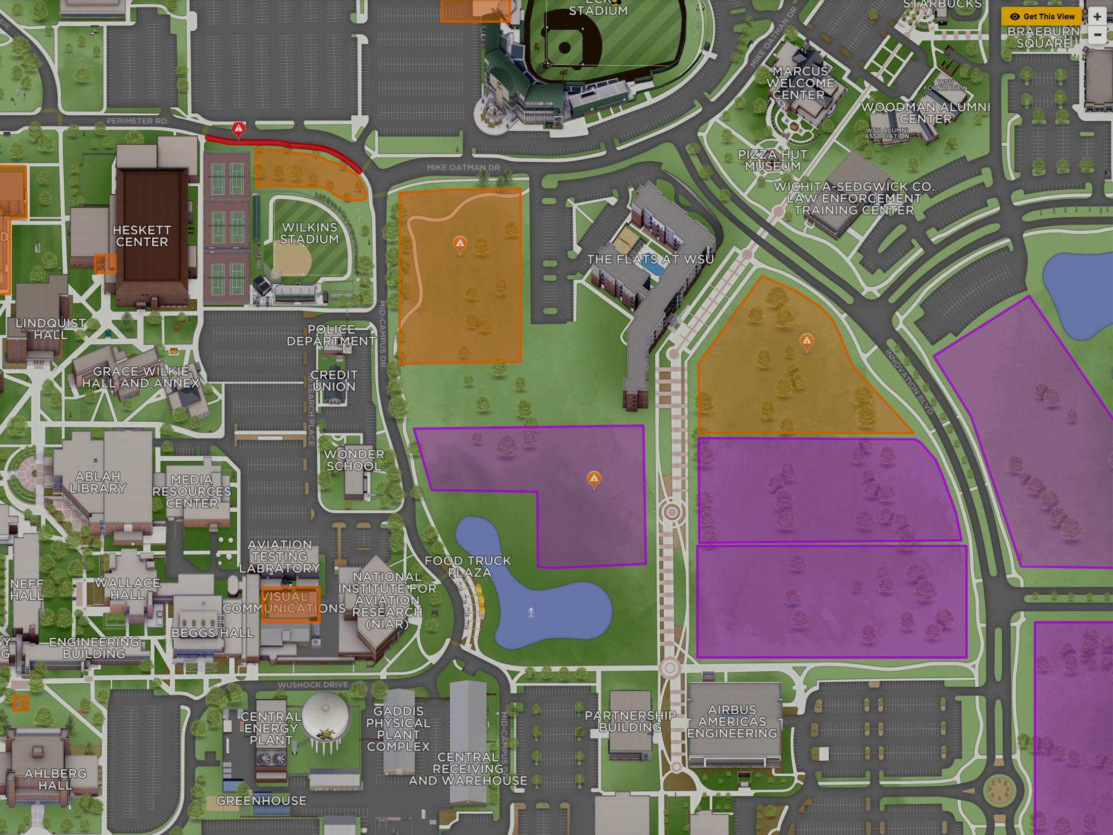 WSU Interactive Map Construction Layer