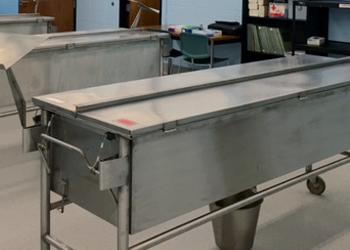 Wichita State cadaver lab
