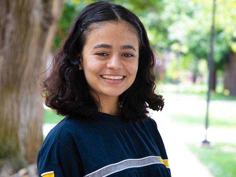 Senior gets experience interning at national baseball tournament