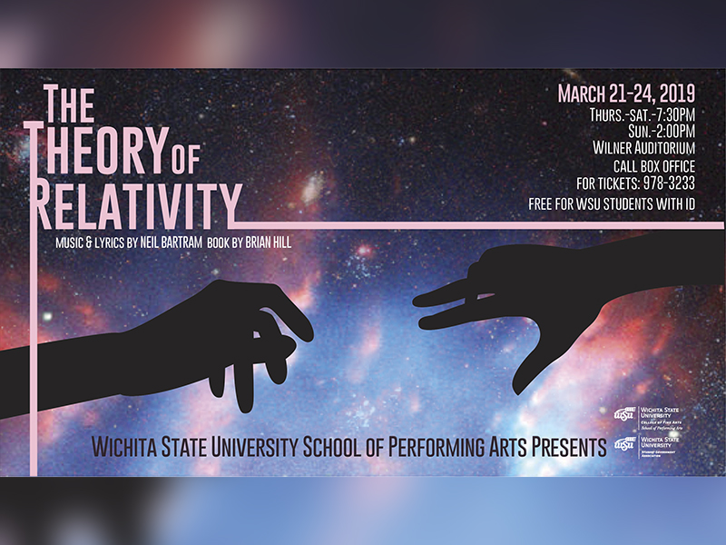 The Theory of Relativity flyer