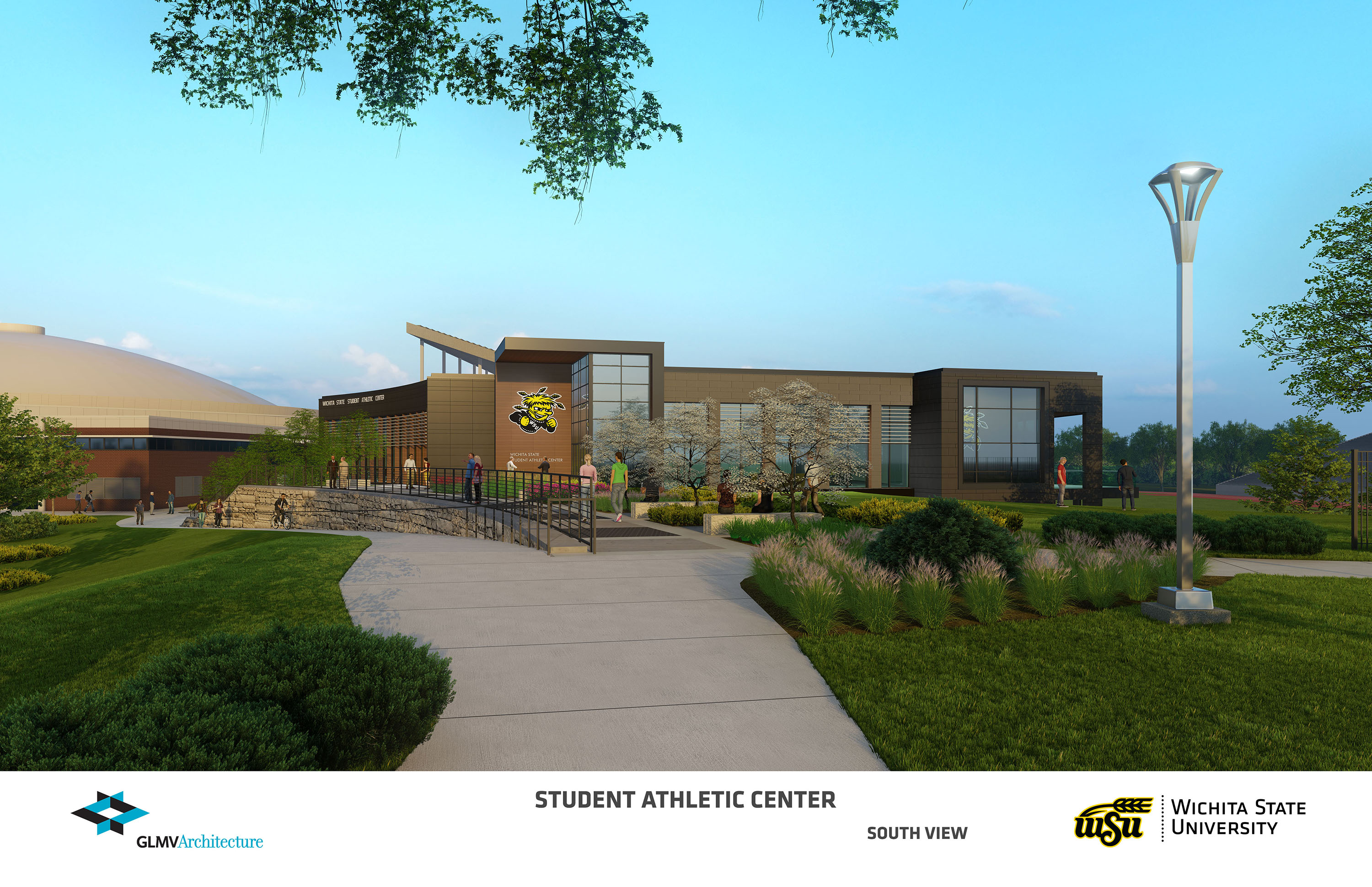 New student athlete center moves forward on koch arena seating guide, koch arena seating chart, koch arena map, koch arena events,