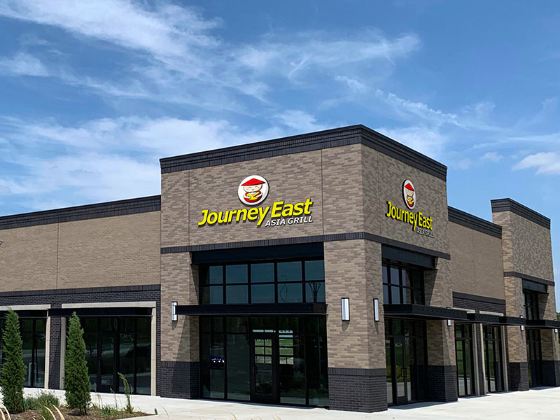 Journey East Asia Grill at Braeburn Square
