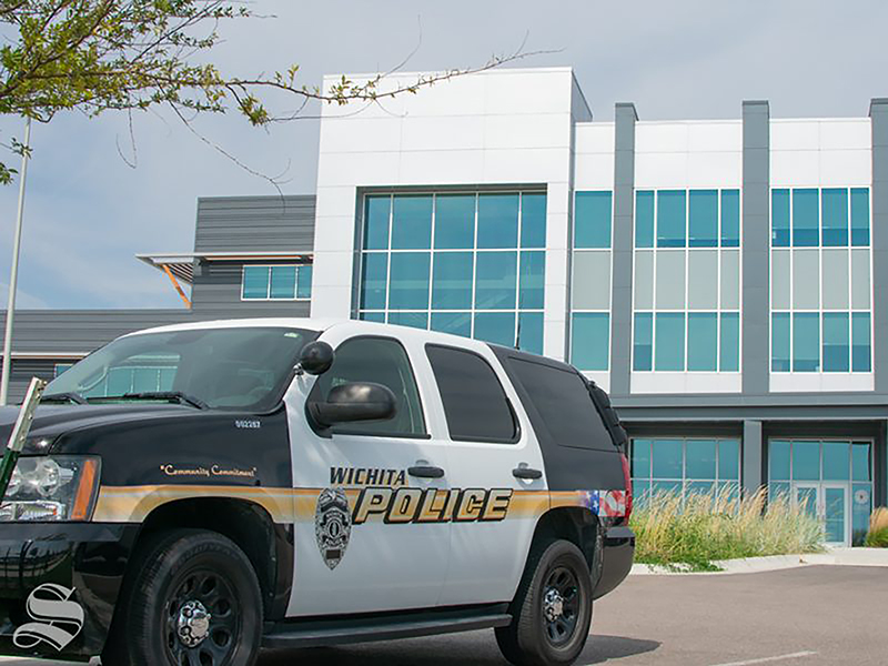 The Law Enforcement Training Center moved to Wichita State University in 2018.