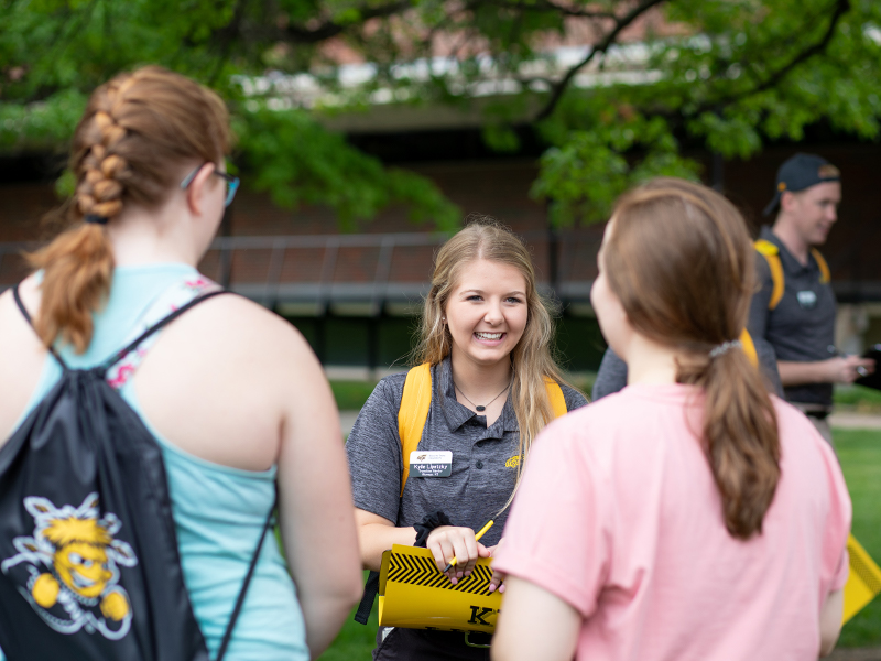 Summer orientation will be hosted virtually this year