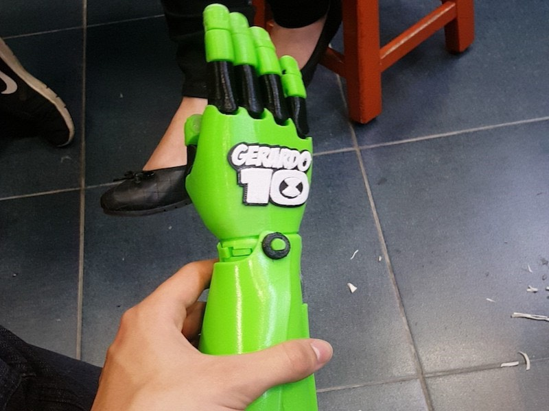 Hand assistive device