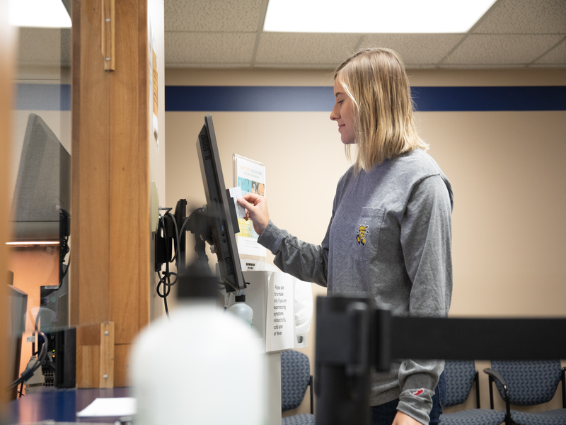 Students can visit the Counseling and Preventions Services center for $10 per session.
