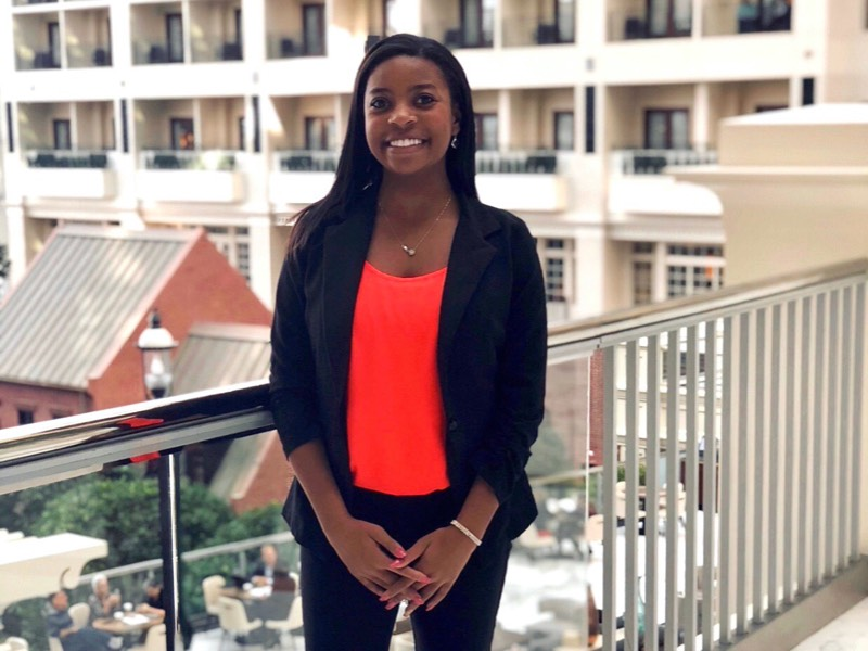 Wichita State senior, Sierra Brown, accepts full-time job offer at Fortune 500 firm