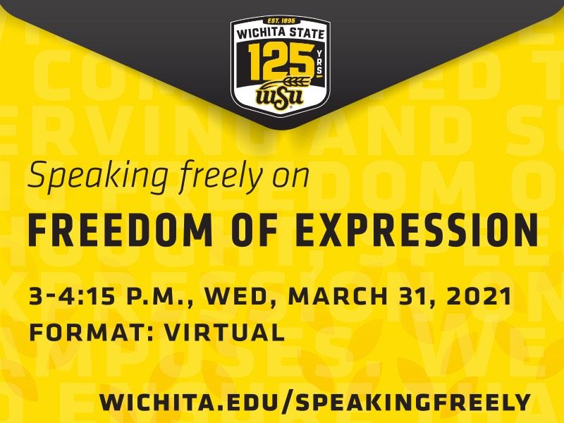 Freedom of Expression graphic
