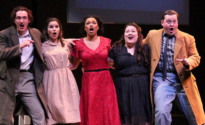 Wichita State University Opera Theater to Present Free Outdoor Performances