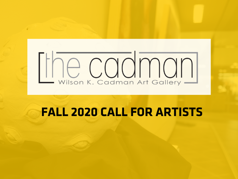 Cadman Gallery call for artists
