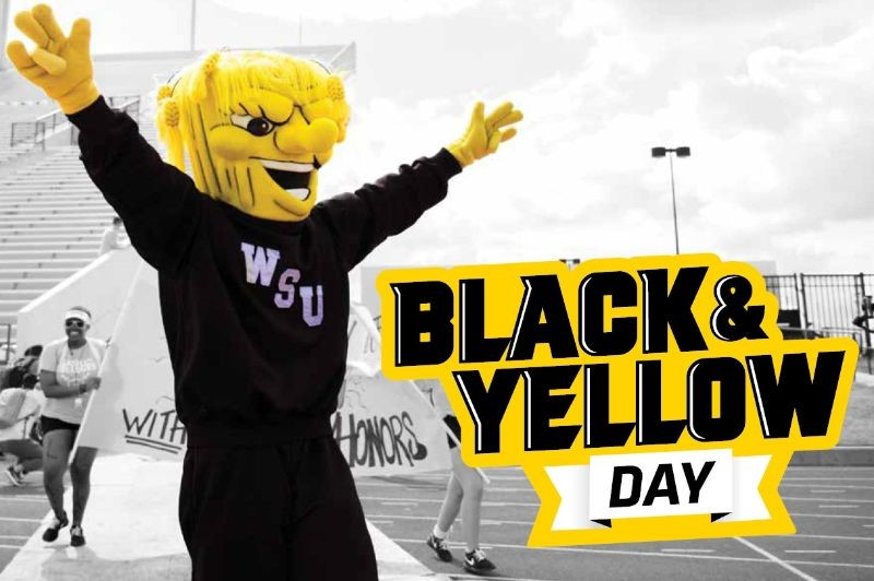 Black and Yellow Day June 12, 2020
