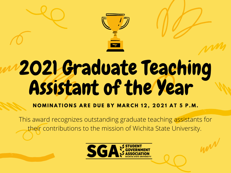 GTA Assistant of the Year nominations