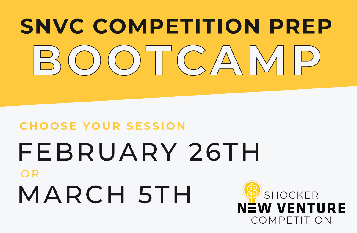 SNVC Competition Prep Bootcamp Choose your session February 26th or March 5th