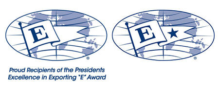 "Presidential ""E"" Award and E-Star Award Logos"