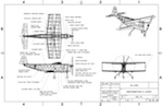 Prototype Aircraft Drawings