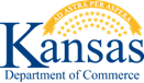 Kansas Department of Commerce Logo!