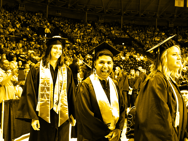 WSU Commencement