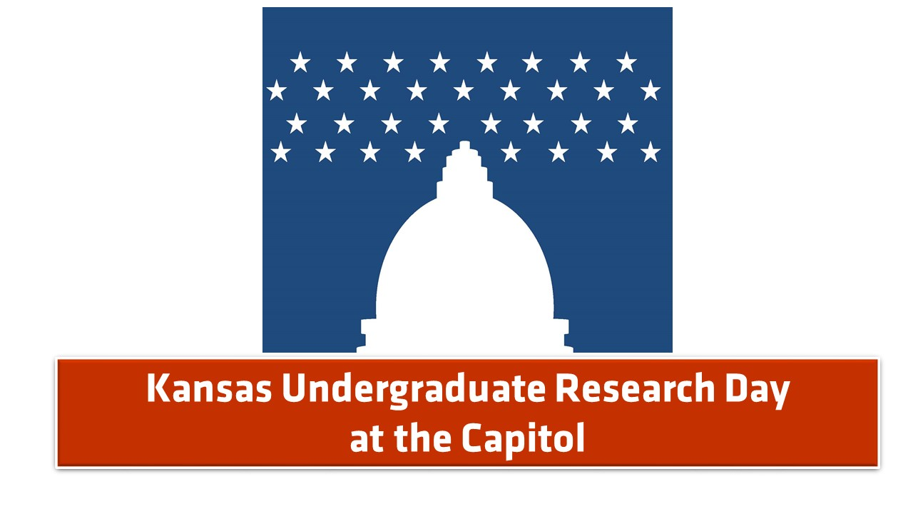 Kansas Undergraduate Research Day at the Capitol