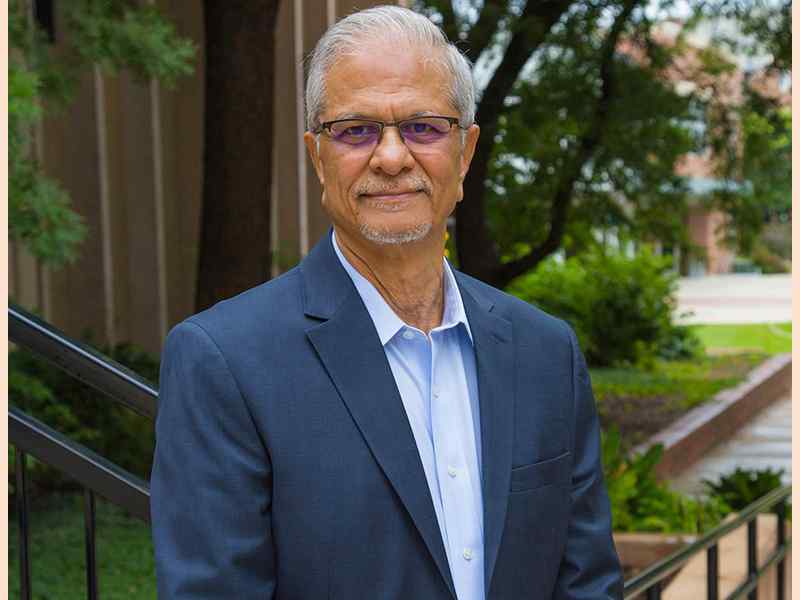 Business dean Anand Desai will help lead the new Institute for the Study of Economic Growth.