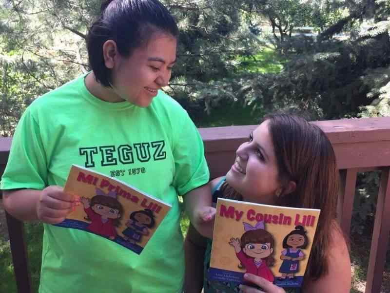 "WSU student Amy Lightfoot has authored a children's book titled ""My Cousin Lili."""