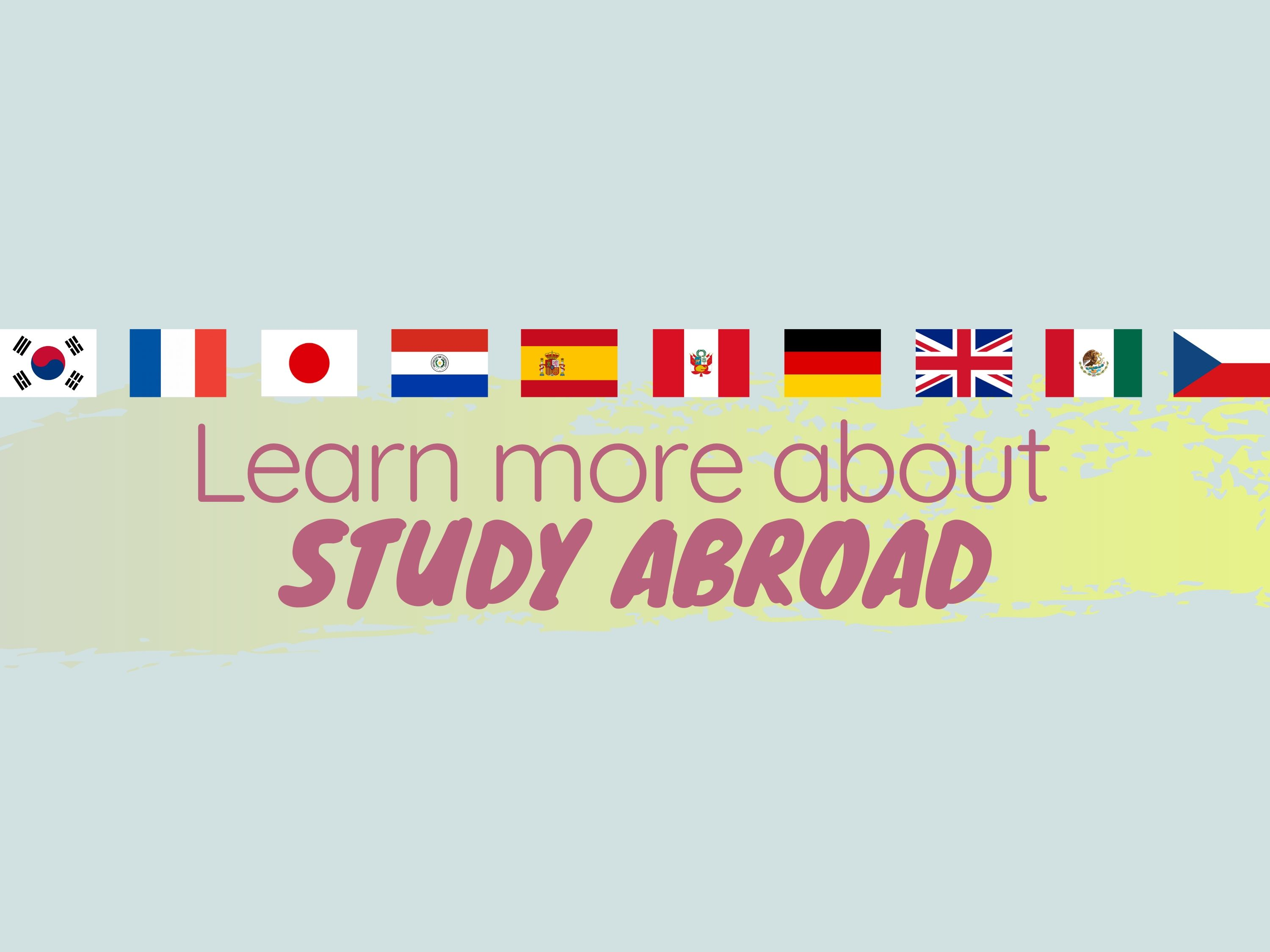 Learn more about study abroad
