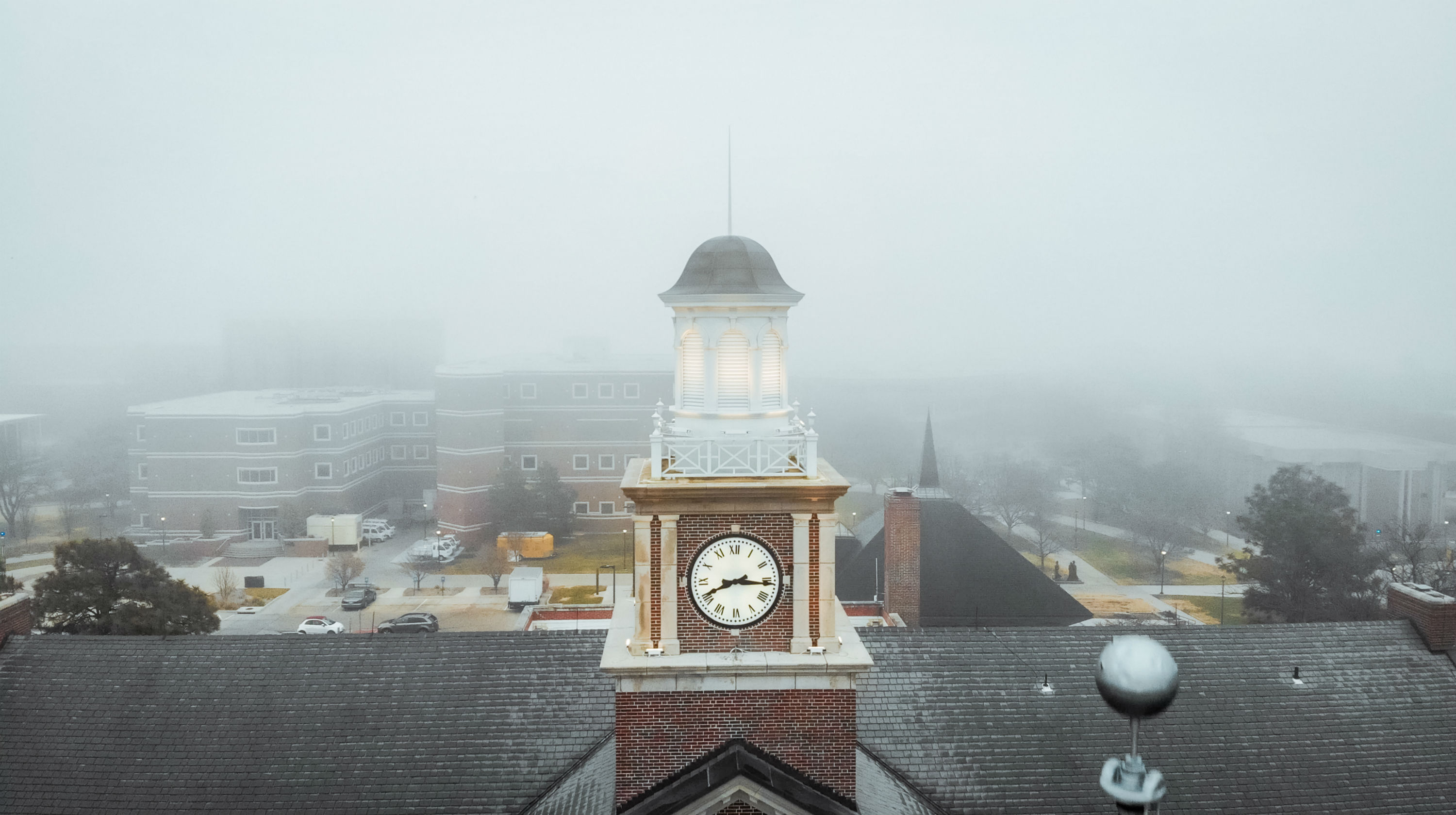 Morrison clocktower
