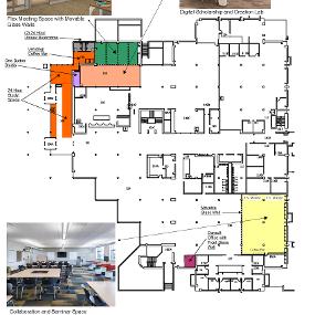 Ablah first floor blueprint