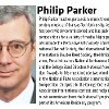 A photo and bio of philip parker