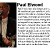 A photo and bio of paul elwood