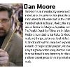 A photo and bio of dan moore