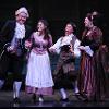 Bartolo, Susanna, Figaro, and Rosina