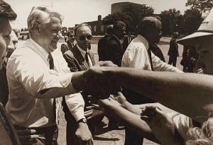 Boris Yeltsin, 1993