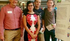 Symposium 2015 - Research team