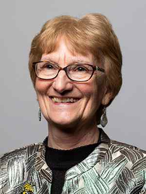 Betty Smith-Campbell PhD, APRN-CNS