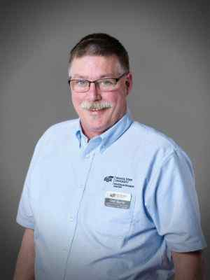 Don Burris, Director of Plant Operations