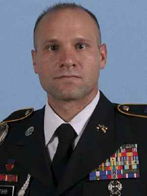Master Sgt. Jeromy Fisher