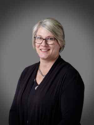 Julia Capps, Director of Finance