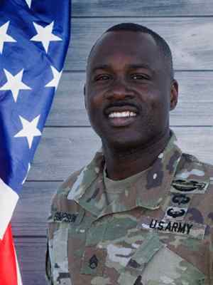 Staff Sgt. Khristopher Simpson