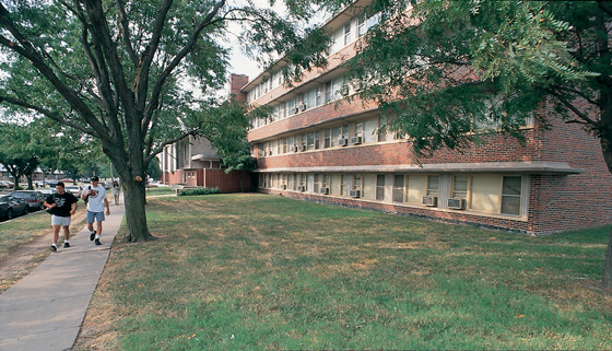 Photo Brennan Hall Building