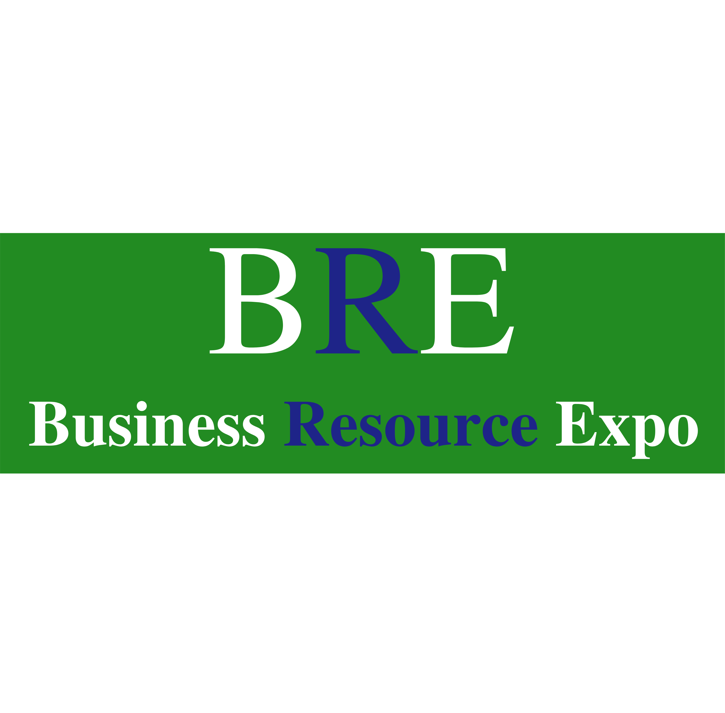 Business Resource Expo logo