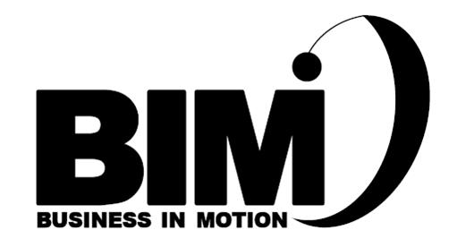 Business In Motion (logo)