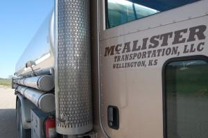 McAlister Transportation, LLC