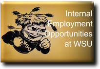 Internal Employment Opportunities at WSU Button