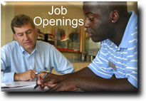 Job Openings Button